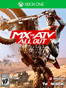 MX vs ATV All Out | игра для Xbox One