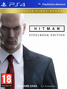 Hitman: The Complete First Season Steelbook Edition | б.у. игра на PS4