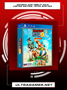 Asterix and Obelix XXL2.| б.у. игра PS4