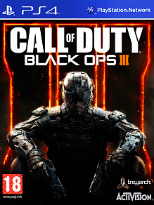 Call of Duty : Black Ops (iii) 3 | б.у. игра на PS4
