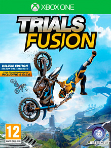 Trials Fusion Deluxe Edition | б.у. для Xbox One