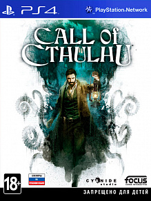 Call of Cthulhu | игра для PS4