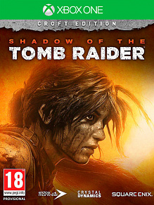 Shadow of the Tomb Raider Croft Edition | игра для Xbox One