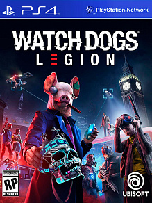 Watch Dogs: Legion | игра для PS4