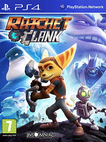 Ratchet and Clank | игра для PS4
