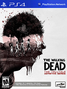 The Walking Dead: The Telltale Definitive Series | игра для PS4