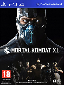 Mortal Kombat XL | игра для PS4