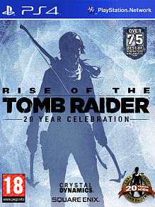 Rise of the Tomb Raider: 20 Year Celebration (с поддержкой VR) (PS4)