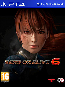 Dead or Alive 6 | игра для PS4