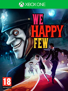 We Happy Few | игра для xbox one