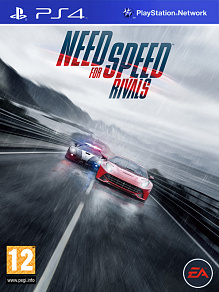 Need for Speed Rivals | б.у. игра на PS4