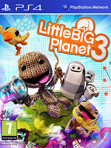 Little Big Planet 3 | б.у. игра на PS4