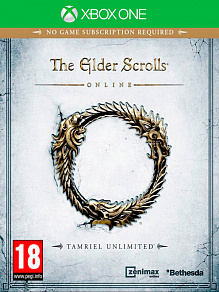 The Elder Scrolls Online: Tamriel Unlimited | игра для Xbox One