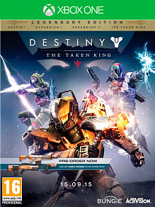 Destiny: The Taken King Legendary Edition | игра для Xbox One