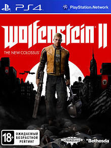 Wolfenstein II: The New Colossus | игра для PS4