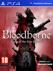 Bloodborne: Game of the Year Edition | игра для PS4
