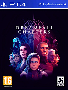 Dreamfall Chapters | игра для PS4