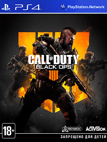 Call of Duty: Black Ops 4 (IV) | игра для PS4