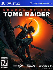 Shadow of the Tomb Raider | б.у. (trade-in)