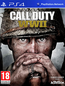 Call of Duty: WWII | б.у. игра на PS4