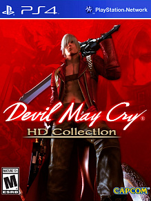 Devil May Cry HD Collection | игра для PS4