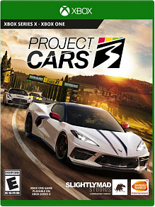 Project Cars 3 | игра для XBOX ONE