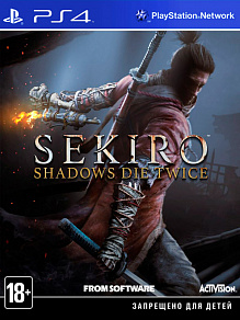Sekiro: Shadows Die Twice | игра для PS4