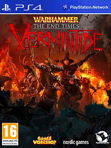Warhammer: End Times - Vermintide | б.у. игра на PS4