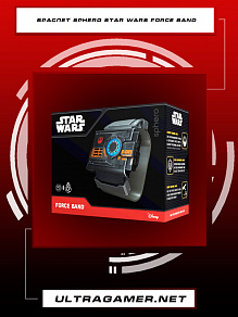 Браслет Sphero Star Wars Force Band