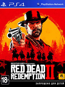 Red Dead Redemption 2 | игра для PS4