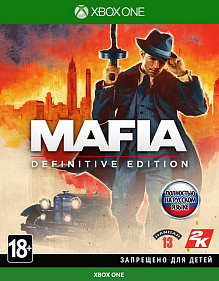 Mafia: Definitive Edition | игра для Xbox One
