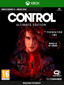 Control Ultimate Edition | игра для Xbox One