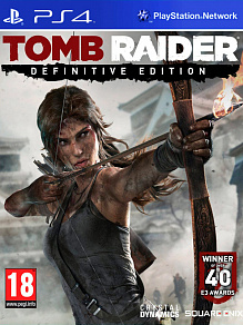 tomb raider - Definitive Edition | игра для PS4