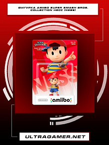 Фигурка Amiibo Super Smash Bros. Collection Несс (Ness)