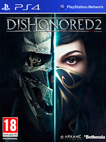 Dishonored 2 | игра для PS4