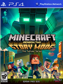 Minecraft: Story Mode - Season 2 (PS4)