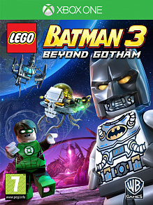 LEGO batman 3: Beyond Gotham | б.у. (trade-in)