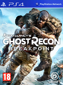 Tom Clancy's Ghost Recon: Breakpoint |  б.у. игра на PS4