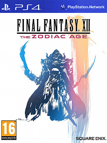 Final Fantasy XII : The Zodiac Age | б.у. игра на PS4