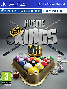 Hustle Kings (поддержка VR) (PS4)