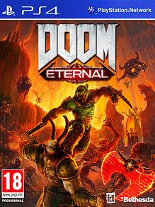 DOOM Eternal | игра для PS4