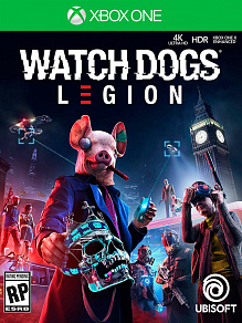 Watch Dogs: Legion | игра для Xbox One