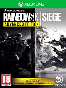 Tom Clancy's Rainbow Six: Осада (Siege) Advanced Edition | игра для Xbox One