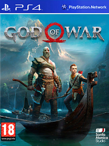 God of War | игра для PS4
