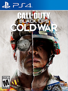 Call of Duty Black Ops Cold War | игра для PS4
